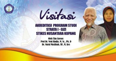 Visitasi Akreditasi Program Studi S1 Gizi